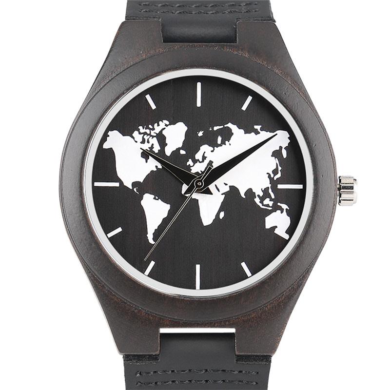 round-wooden-watch-world-map-main