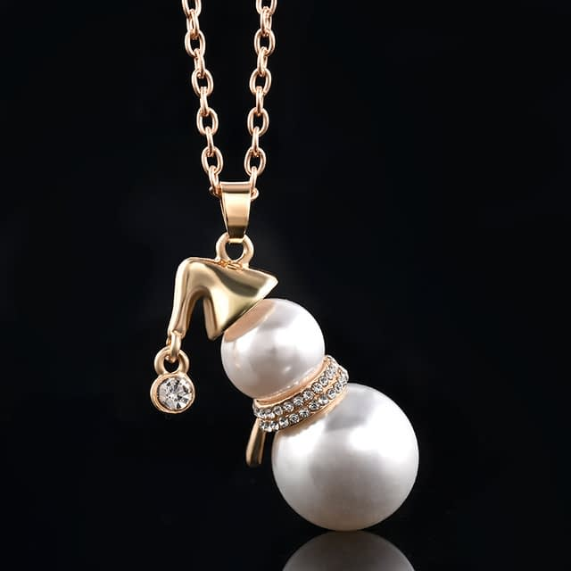 Cute-Snowman-Pendant-Long-Necklace-For-Women-Gold-Color-Simulated-Pearl-Jewelry-Santa-Claus-Christmas-Gifts_1