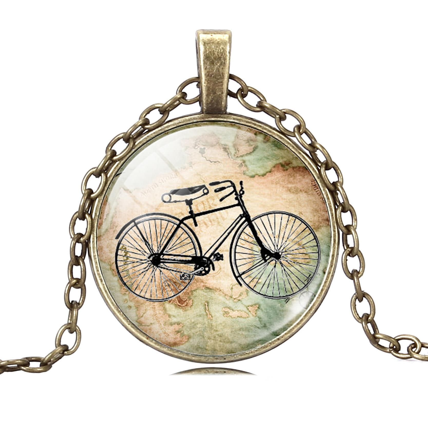 bicycle-map-pendant-necklace-bronze