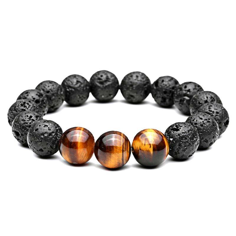 Black-Lava-Stone-Tiger-Eye-Bracelet-main