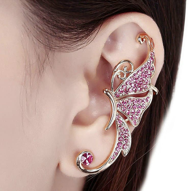 Butterfly–Rhinestone-Ear-Cuff-Clip-Earring-Fashion-Accessories_5