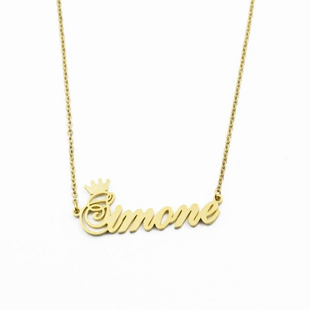 Personalized-Name-Crown-Necklace-Handmade-Customized-Cursive-Font-Nameplate-Pendant-Stainless-Steel-Chain-Jewelry-Birthday-Gifts_3