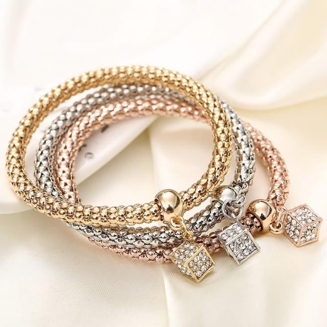 Hesiod-Wedding-Bracelets-Fashion-Statement-Chain-Bracelets-Bangles-Round-Charm-Bracelet-with-Pendants_0