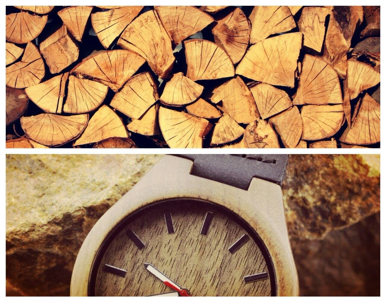 Trendy, Unique And Eco-friendly: A Watch Made Of Wood