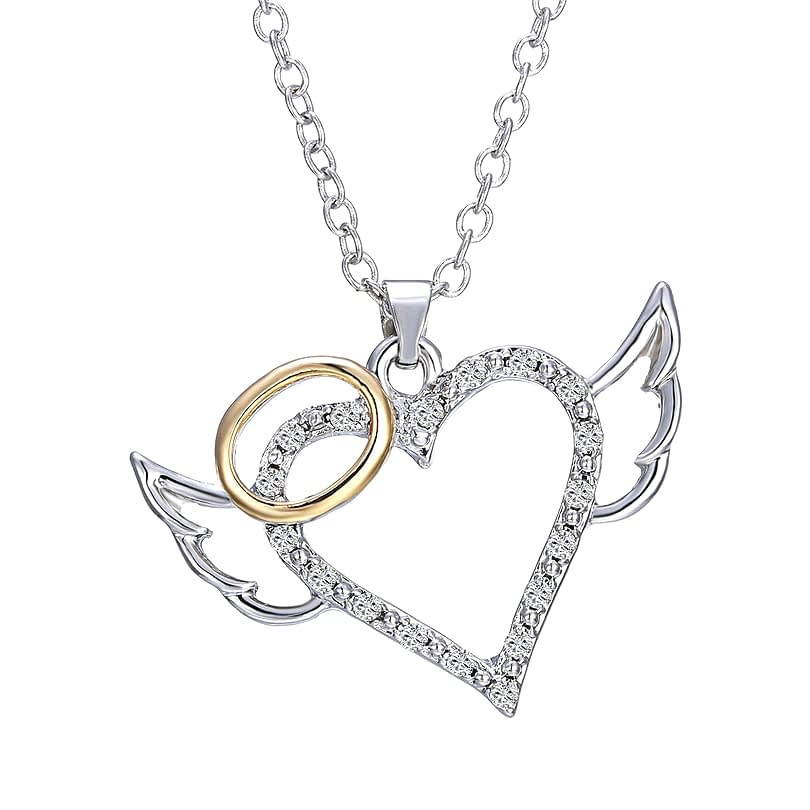 New-Fashion-Silver-Angel-Wings-Love-Heart-Pendant-Necklace-Jewelry-Women-Elegant-Character-Fashion-Pendants-Necklaces_244